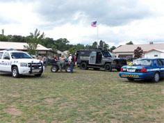 Meet local law enforcement at the Eau Claire County Fair hosted at The Expo Center.