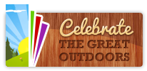Celebrate the Great Outdoors